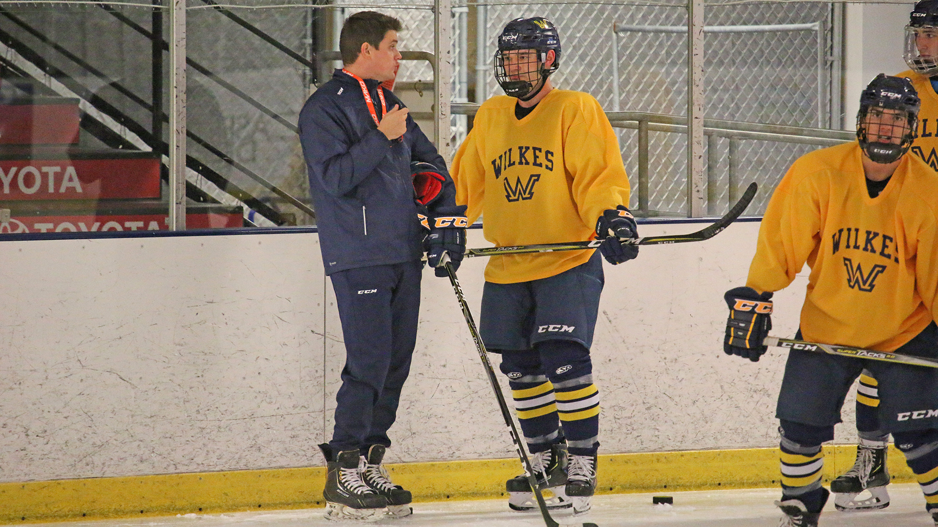 Riley Named Uchc Men S Coach Of The Year Wilkes University Athletics