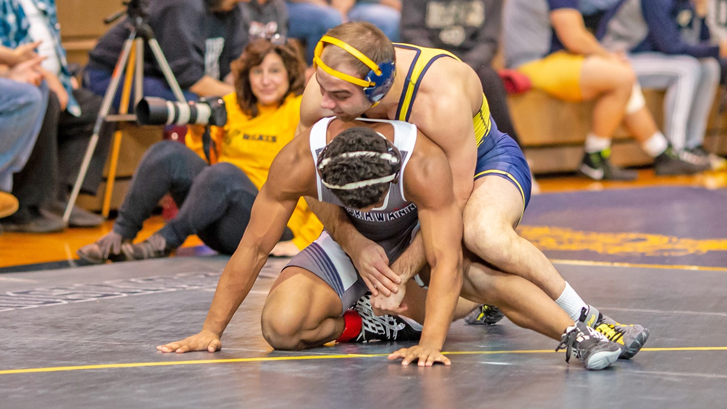 Wrestling - Wilkes University Athletics